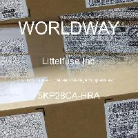 5KP28CA-HRA - Littelfuse Inc - TVSダイオード-過渡電圧サプレッサ