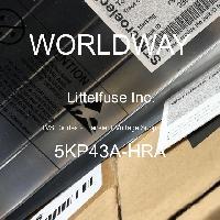 5KP43A-HRA - Littelfuse - TVSダイオード-過渡電圧サプレッサ