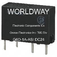 G6D-1A-ASI DC24 - OMRON Electronic Components LLC