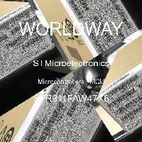STR911FAW47X6 - STMicroelectronics - Microcontrôleurs - MCU