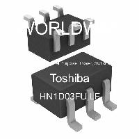 HN1D03FU,LF - Toshiba America Electronic Components - Diodes - General Purpose, Power, Switching