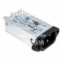 06SEEG3S - Delta Electronics - AC電源ラインフィルター
