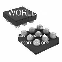 LM4990ITLX/NOPB - Texas Instruments