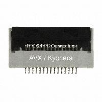 046288015000846+ - AVX Corporation - FFCおよびFPCコネクタ