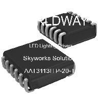 AAT3113ITP-20-T1 - Skyworks Solutions Inc - LED照明ドライバー