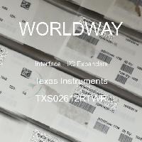 TXS02612RTWR - Texas Instruments - Interface - I/O Expanders