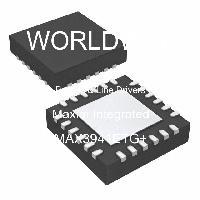 MAX3941ETG+ - Maxim Integrated Products - バッファーとラインドライバー