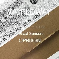 OPB666N - TT Electronics OPTEK Technology - Optical Sensors
