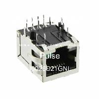 J0026D21GNL - Pulse Electronics Corporation - Conectores modulares / Conectores Ethernet