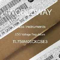 TL750M05CKCSE3 - Texas Instruments - LDO電圧レギュレータ