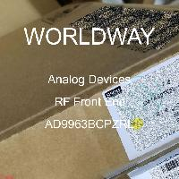 AD9963BCPZRL - Analog Devices Inc - RF Front End