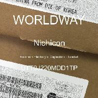 UTT0J220MDD1TP - Nichicon - Kapasitor Elektrolit Aluminium - Bertimbel