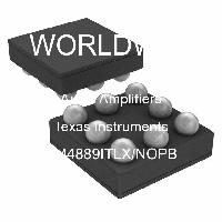 LM4889ITLX/NOPB - Texas Instruments