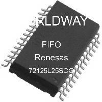 72125L25SOG - Renesas Electronics Corporation
