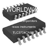 TLC3704CNSR - Texas Instruments