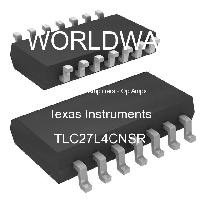 TLC27L4CNSR - Texas Instruments