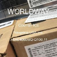 74HC4060BQ-Q100,11 - Nexperia USA Inc. - Counter ICs
