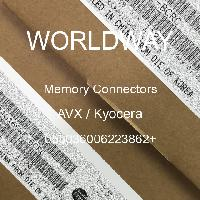 055036006223862+ - KYOCERA Corporation - Memory Connectors