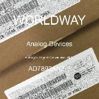 AD7892ANZ-3 - Analog Devices Inc - Analog to Digital Converters - ADC