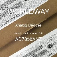 AD7858ANZ - Analog Devices Inc - Convertitori da analogico a digitale - ADC
