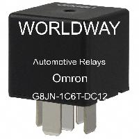 G8JN-1C6T-DC12 - Omron Electronics Inc-EMC Div - Automotive Relays