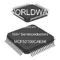 MCF52100CAE66 - NXP Semiconductors