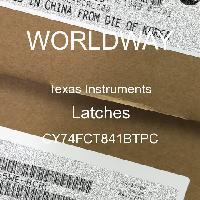 CY74FCT841BTPC - Texas Instruments - 래치