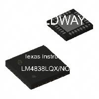 LM4838LQX/NOPB - Texas Instruments