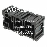 03540507Z - Littelfuse - Relay Sockets & Hardware