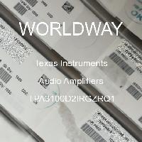 TPA3100D2IRGZRQ1 - Texas Instruments - Audio Amplifiers