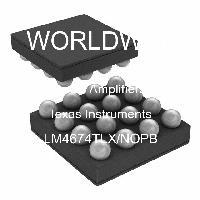 LM4674TLX/NOPB - Texas Instruments