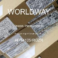 ADS4125IRGZR - Texas Instruments - Analog to Digital Converters - ADC