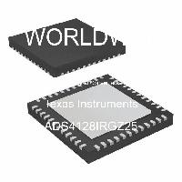 ADS4128IRGZ25 - Texas Instruments - Analog to Digital Converters - ADC