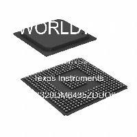 TMS320DM6435ZDUQ6 - Texas Instruments - Digital Signal Processors & Controllers - DSP