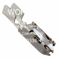 1740336-4 - TE Connectivity - Lighting Connectors