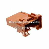 DW1R020 - JAE Electronics - Heavy Duty Power Connectors