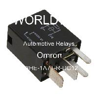 G8HE-1A7T-R-DC12 - Omron Electronics Inc-EMC Div - Automotive Relays