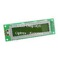 DMC-20261NYJ-LY-CKE-CNN - Optrex - Kyocera - LCD Menampilkan