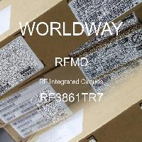 RF3861TR7 - RF Micro Devices Inc - RF Integrated Circuits