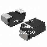 BZG03C15G - ON Semiconductor
