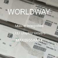 MAX6955AAX+ - Maxim Integrated Products - LED Display Drivers