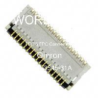 XF2B-3545-31A - OMRON Corporation - FFCおよびFPCコネクタ