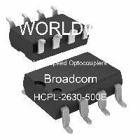 HCPL-2630-500E - Broadcom Limited - 高速オプトカプラー