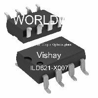 ILD621-X007 - Vishay Semiconductors - トランジスタ出力オプトカプラ