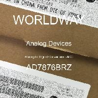 AD7876BRZ - Analog Devices Inc - Analog to Digital Converters - ADC