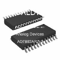 AD7892ARZ-3 - Analog Devices Inc - Analog to Digital Converters - ADC