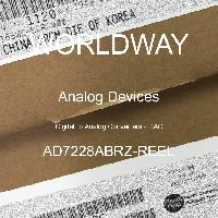 AD7228ABRZ-REEL - Analog Devices Inc - Digital to Analog Converters - DAC