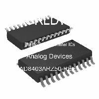 AD8403ARZ50-REEL - Analog Devices Inc - Circuitos integrados de potenciómetros digita