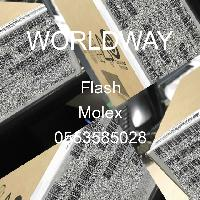 0553585028 - Molex - Flash