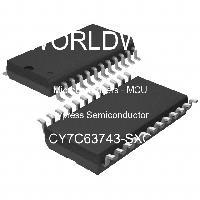 CY7C63743-SXC - Cypress Semiconductor